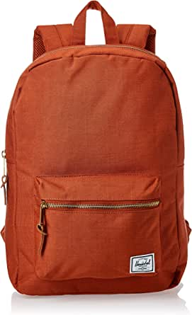 Herschel Settlement Backpack with 15'' Laptop Sleeve and Front Storage Pocket, Picante Crosshatch, Classic 23L