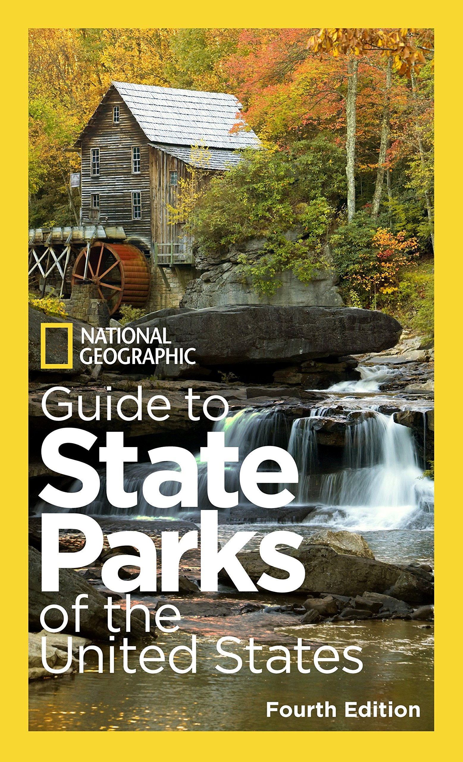 National Geographic Guide To State Parks Of The United States 4th Edition 9781426208898 Amazon Books