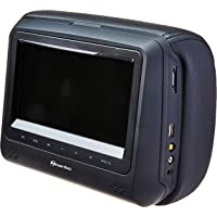 Monitor De Encosto De Cabeca Orbe Bm700 Banbo 7 Polegadas Com Dvd , Preto, Banbo