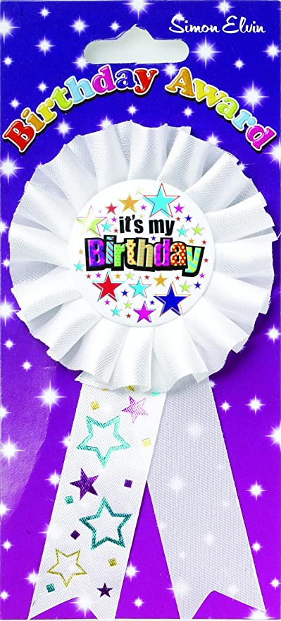 CREATIVE Roseta Feliz cumpleaños Es mi cumpleaños: Amazon.es ...