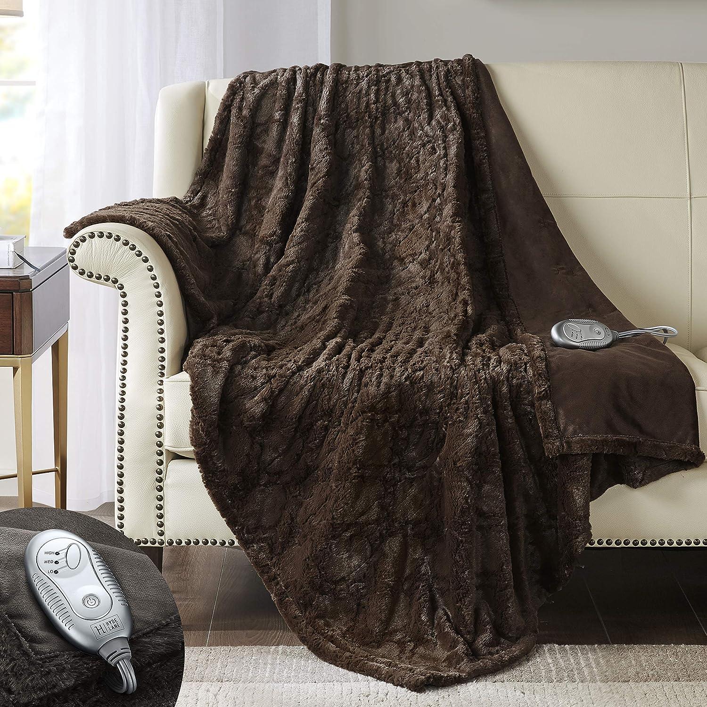 Hyde Lane Premium Cordless Heated Blanket