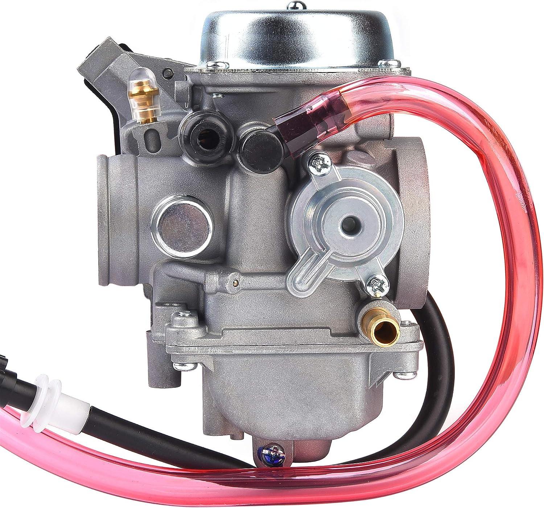 Remplacement de carburateur pour LTA400 F 400 Eiger 2005 2006 2007 13200-38F4V 13200-38F40
