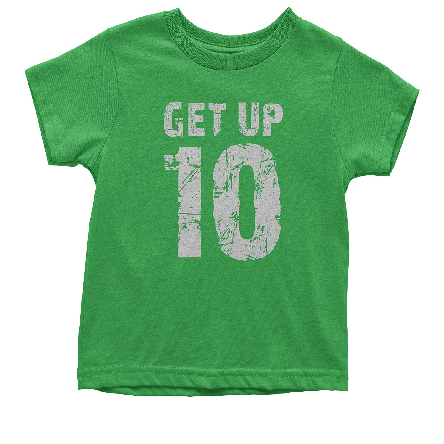 Expression Tees Get Up 10 Youth T-Shirt