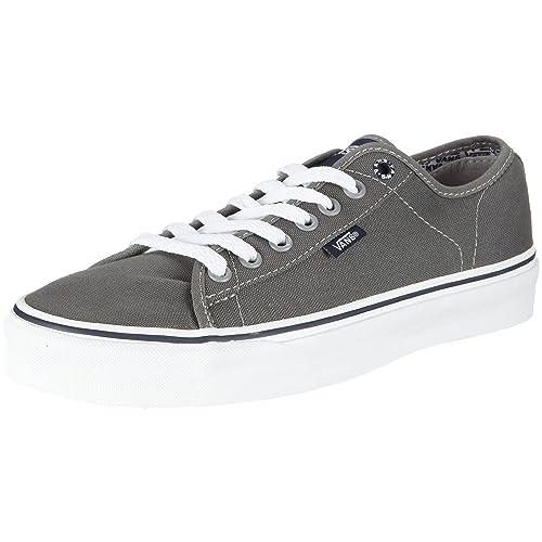Vans Ferris V98NY06 - Zapatillas de deporte de lona para hombre, Gris, 40.5: Amazon.es: Zapatos y complementos
