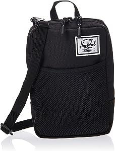 Herschel Sinclair Cross Body Bag, Black, Large