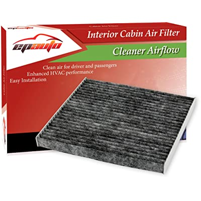 EPAuto CP133 (CF10133) Replacement for Toyota Premium Cabin Air Filter includes Activated Carbon: Automotive