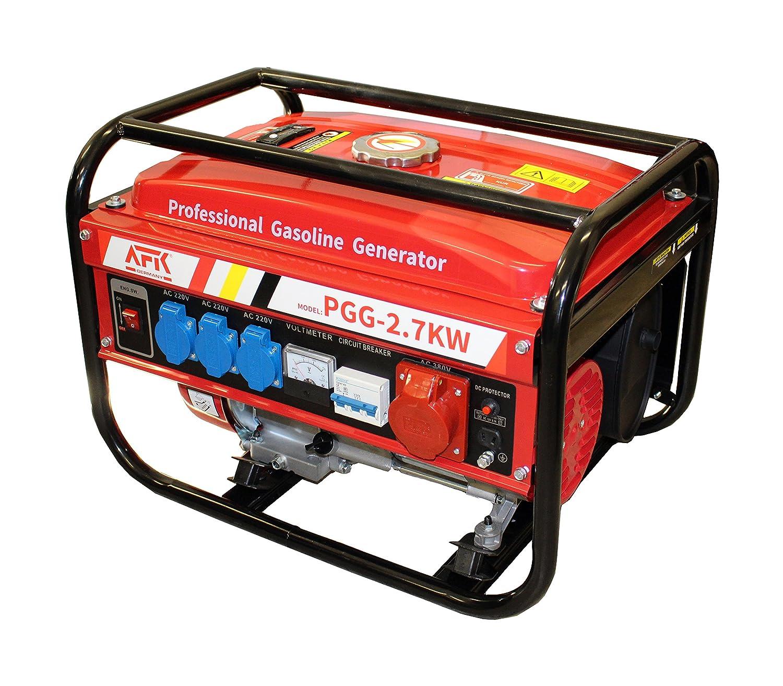 Stromerzeuger Generator 6,5 PS: Amazon.de: Baumarkt