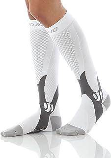 Mojo Chaussettes de Compression et de récupération Sportives pour Hommes et Femmes Mojo Compression socks