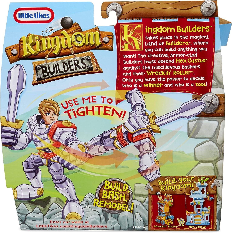 Little Tikes 647659 Kingdom Builders Figura Asst 1 W1, Multi: Amazon.es: Juguetes y juegos