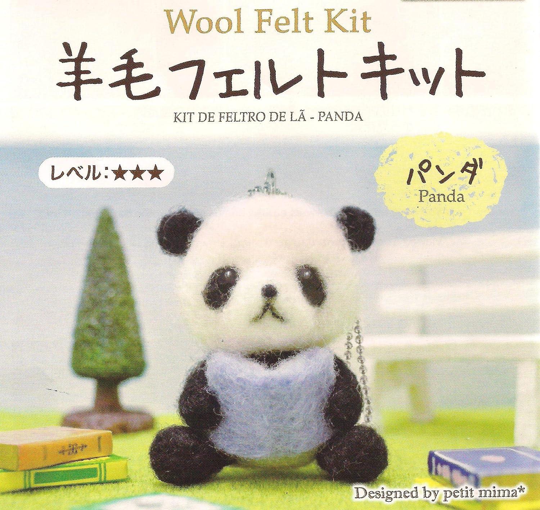 Kitty Cool Beans Boutique Wool Felting DIY Kit