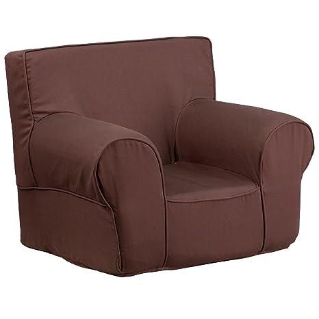 Amazon.com: Flash Mobiliario sólida Kids Chair – : Kitchen ...