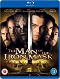 The Man in the Iron Mask [Blu-ray] [1998]