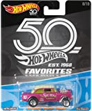 Hot Wheels 50th Anniversary Favs 55 Chevy Bel Air