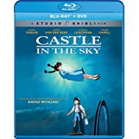 Castle in the Sky [Blu-ray + DVD] (Sous-titres français)
