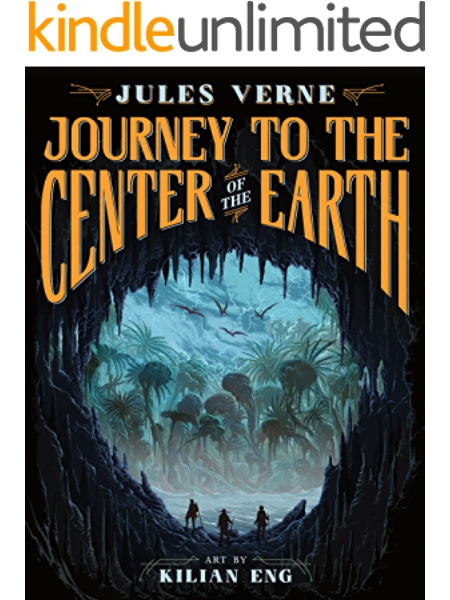 Amazon Com Journey To The Center Of The Earth Kindle In Motion Ebook Verne Jules Eng Kilian Kindle Store