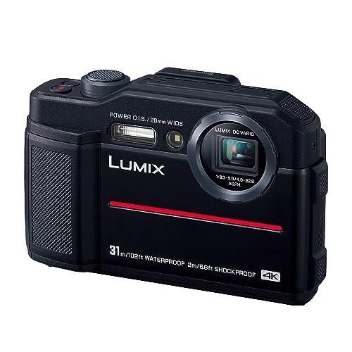 パナソニック コンパクトデジタルカメラ ルミックス FT7