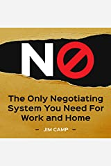 No: The Only Negotiating System You Need for Work and Home Audible Audiobook