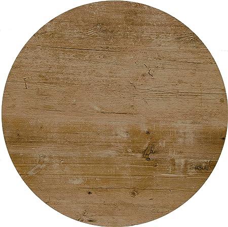 Dekor weiß  Gartentisch Bistrotisch Balkontisch Werzalit Tischplatte