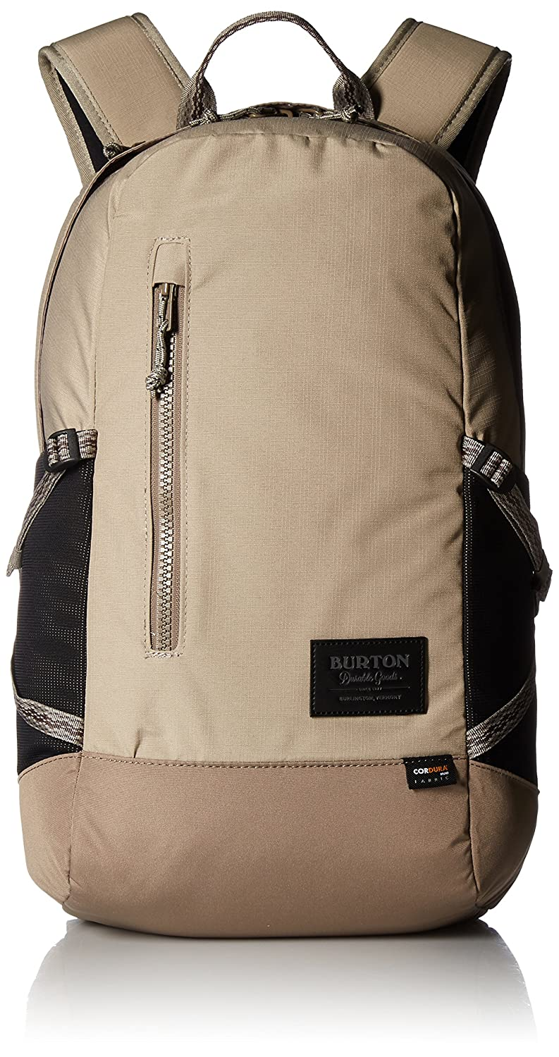 fd35d84ab8 Burton Prospect Backpack with Padded Laptop Sleeve, Water Bottle Pockets,  Compression Straps