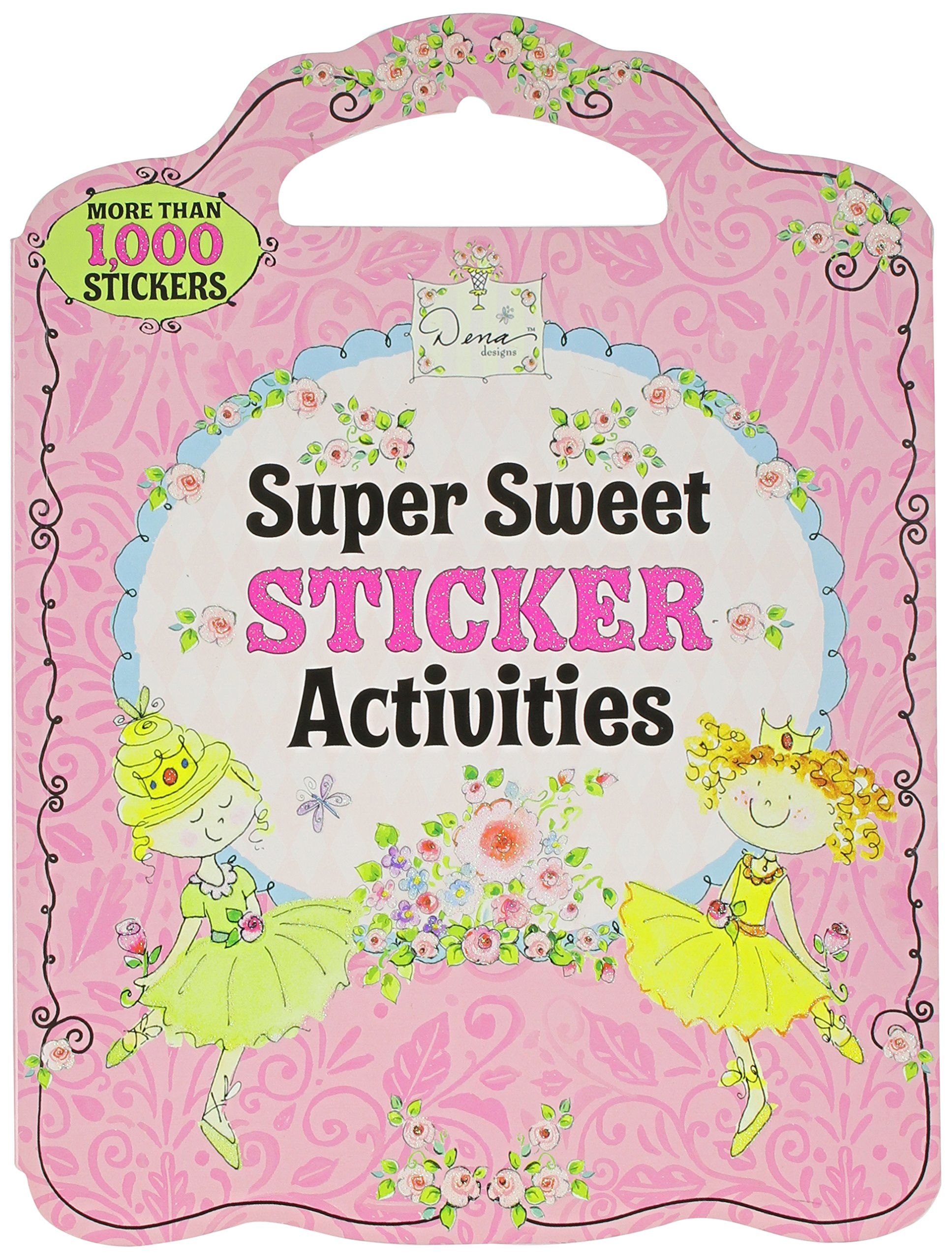 Super Sweet Sticker Activities PDF