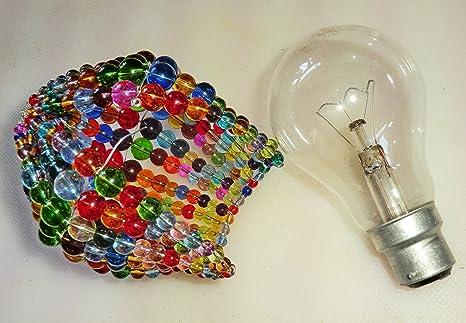 Kronleuchter Mit Glasperlen ~ Wahl von farben lampenschirm kristall kronleuchter lüster