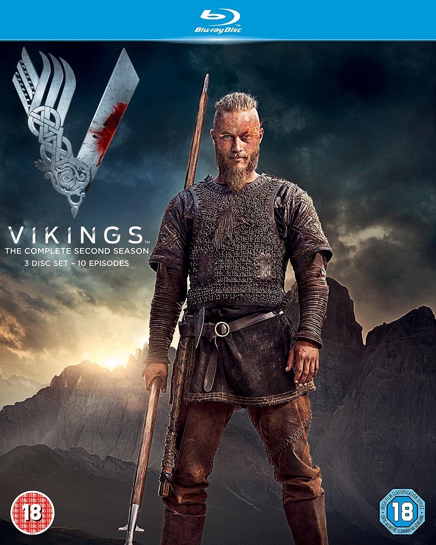 Vikings Season 2 BD [Italia] [Blu-ray]: Amazon.es: Cine y Series TV