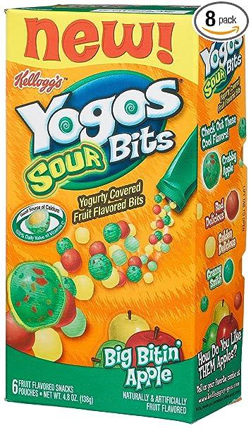 Where can i buy kelloggs yogos