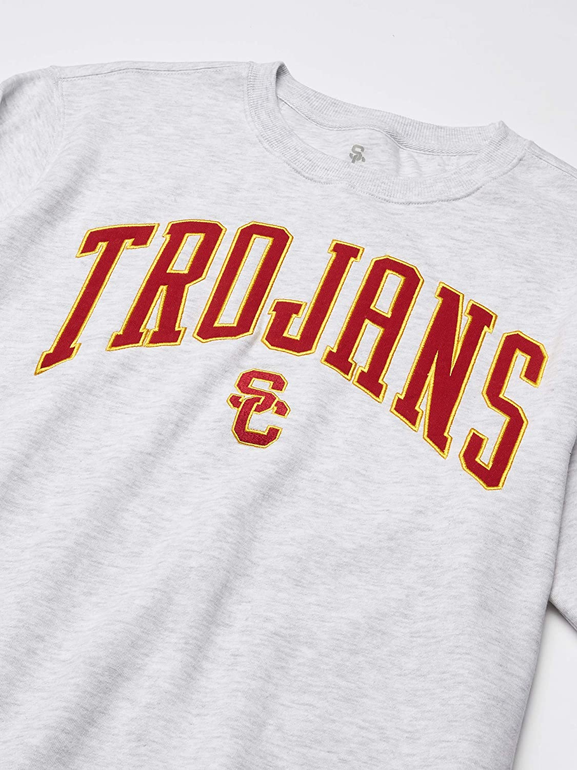 University of Southern California Authentic Apparel NCAA mens University of Southern California Asher Hoodless Pullover