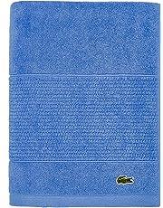 Lacoste Legend - Toalla, Color Azul Marino