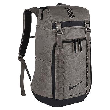 38cee398ab8e Nike Kyrie Basketball Backpack Moon Particle Black  Amazon.co.uk  Clothing