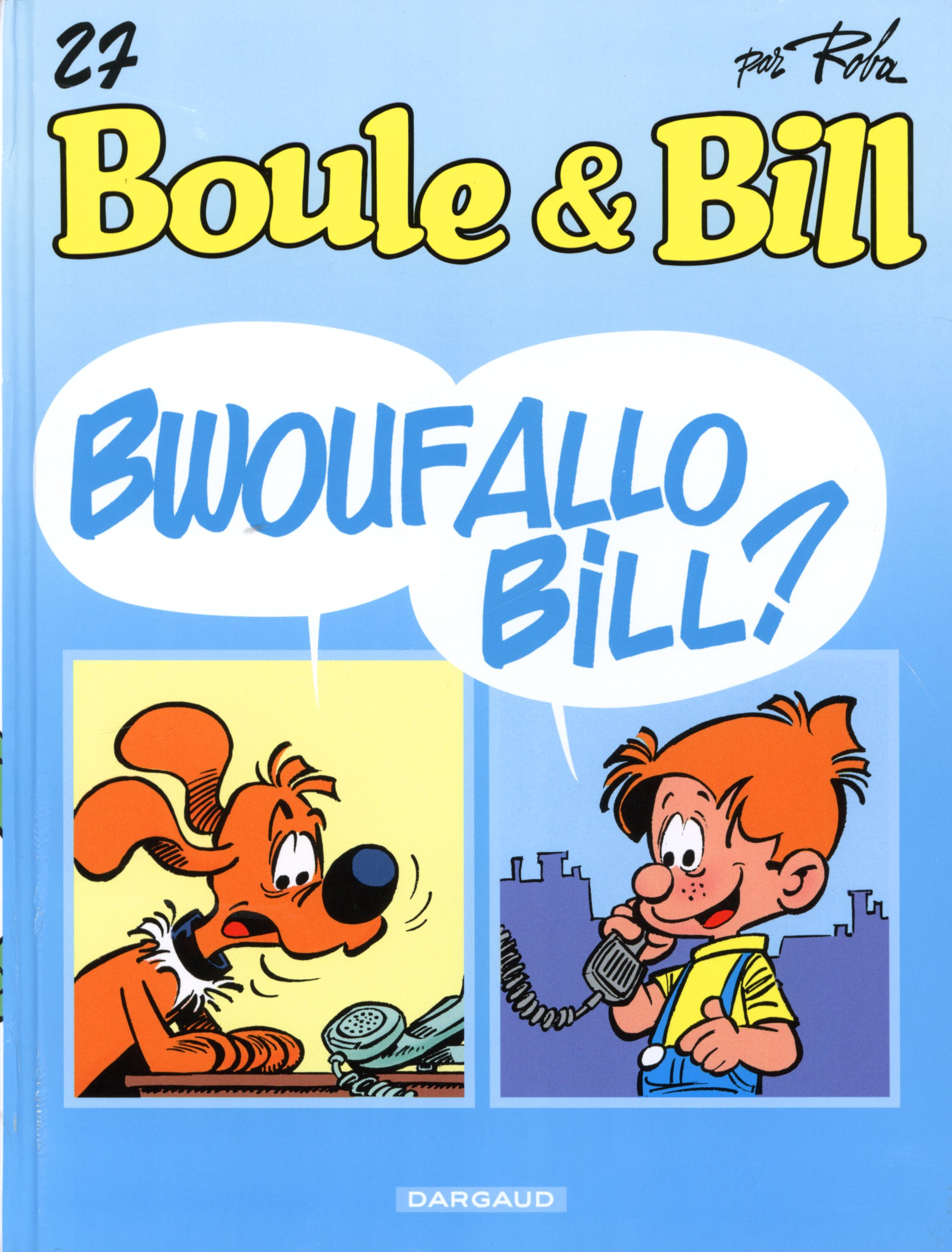 Bwoufallo Bill?