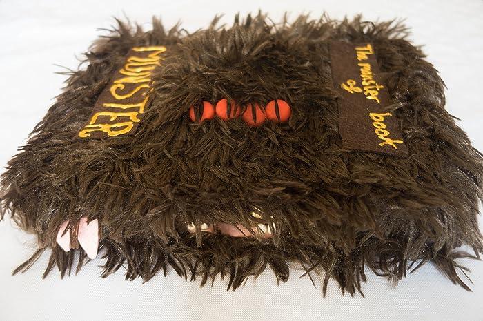 Libro de los monstruos Harry Potter.: Amazon.es: Handmade