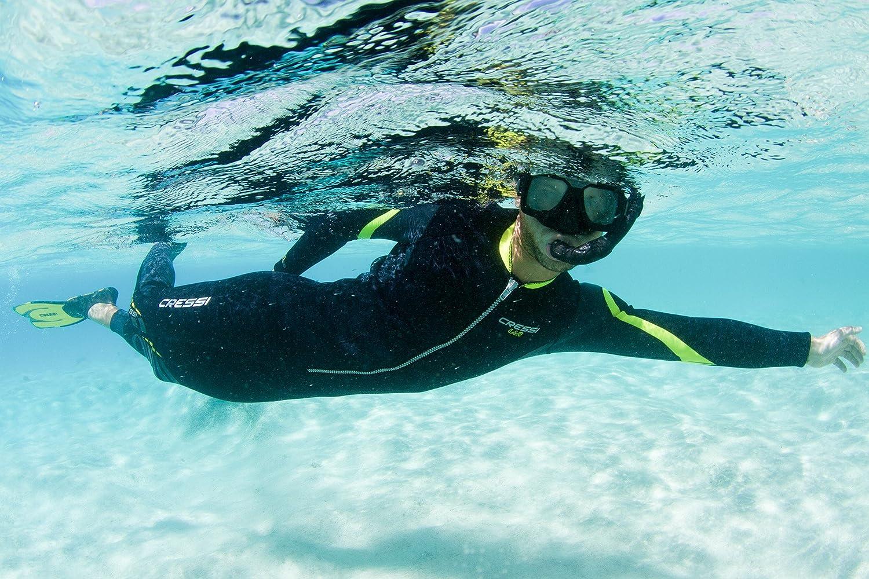 Cressi Mens Front-Zip Full Wetsuit for Water Activities Bahia /& new Bahia Flex