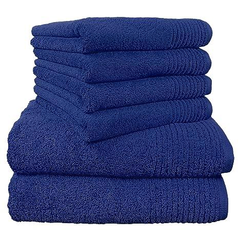 Dyckhoff 0410996445 Brillant - Juego de toallas (6 piezas: 2 toallas de baño de
