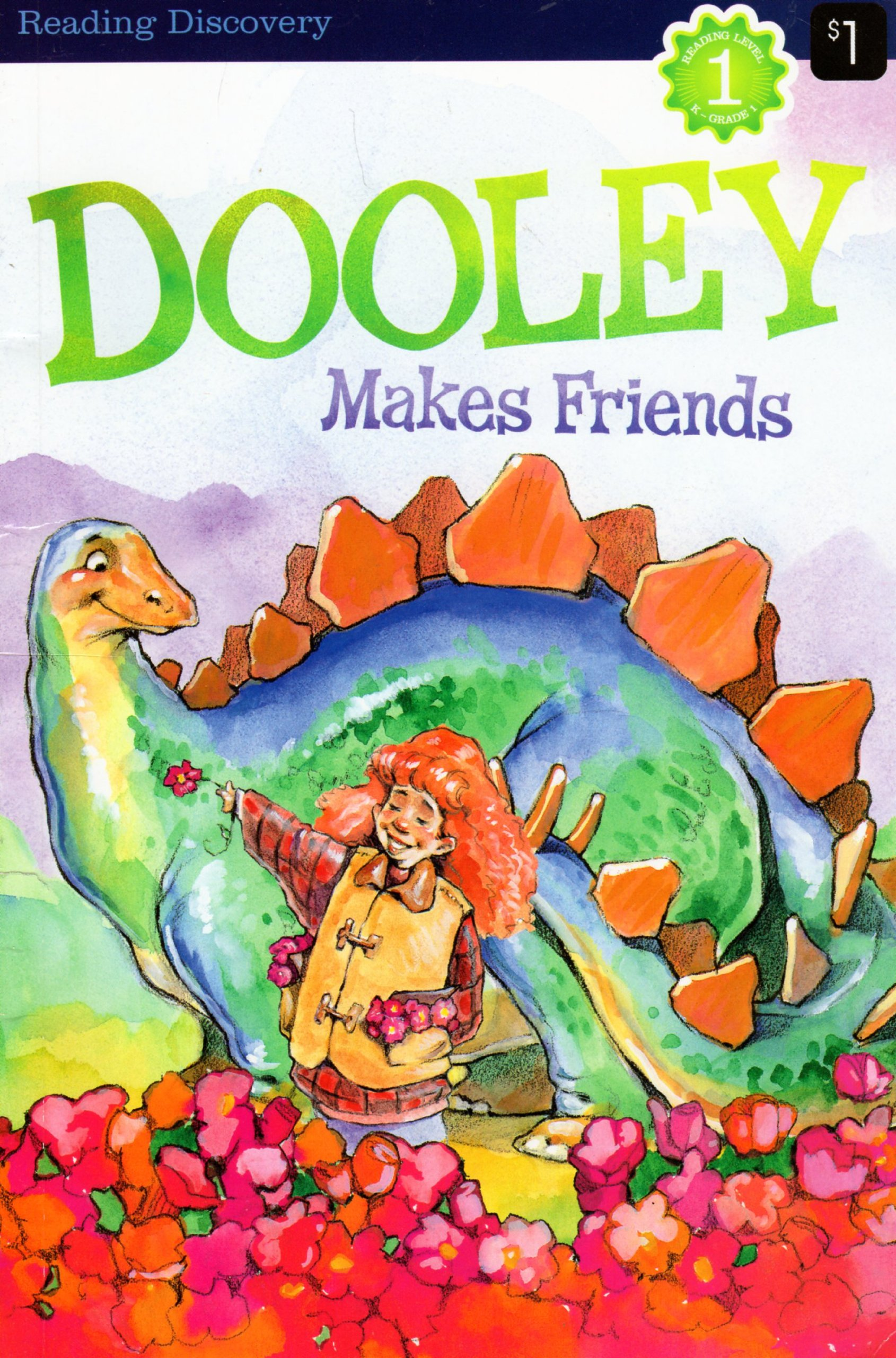 Download Dooley Makes Friends PDF