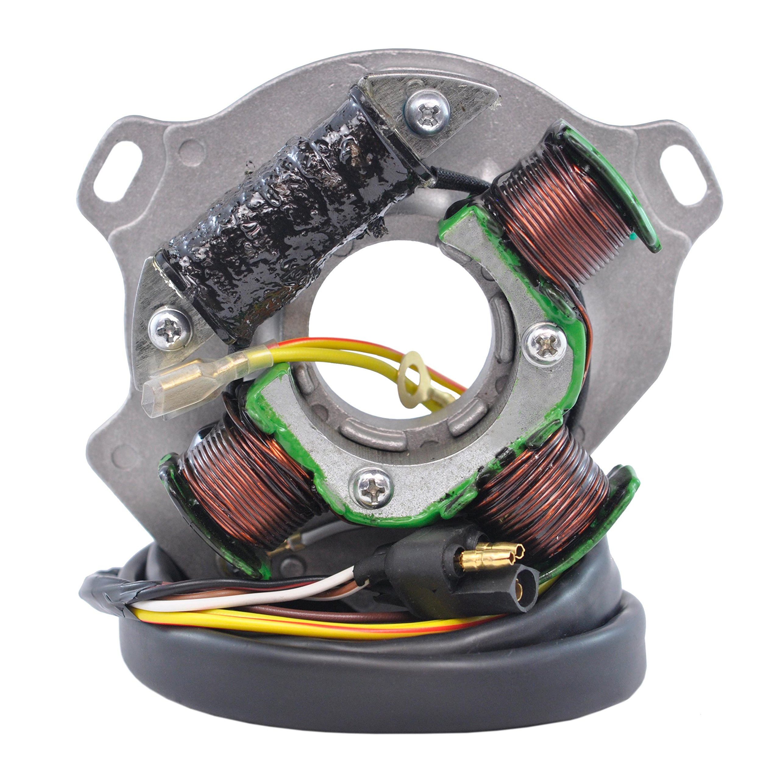 Stator For Polaris Scrambler 400 Sport 400 Sportsman 400 Trail Blazer 400 1994-2003 OEM Repl.# 3084785 3084788 by RMSTATOR