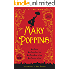 Mary Poppins: Mary Poppins, Mary Poppins Comes Back, Mary Poppins Opens the Door, and Mary Poppins in the Park (English Edition)
