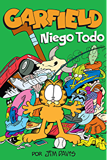 Garfield: Niego Todo (Spanish Edition)