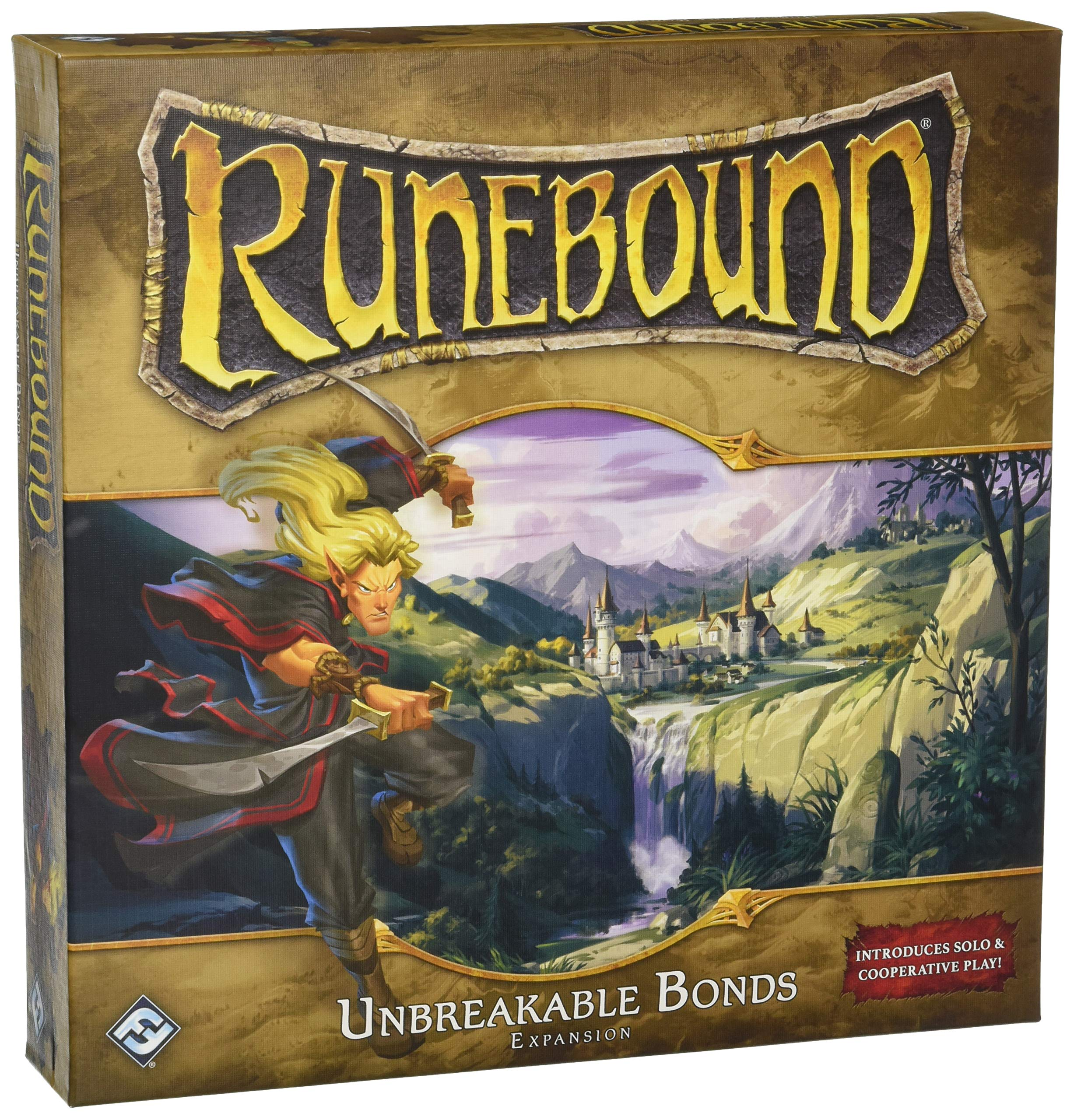Runebound Third Edition: Unbreakable Bonds by Fantasy Flight Games (Image #1)