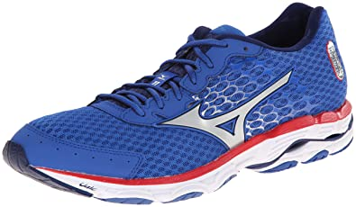 7545d2e2c6ba Amazon.com | Mizuno Men's Wave Inspire 11 Running Shoe | Road Running
