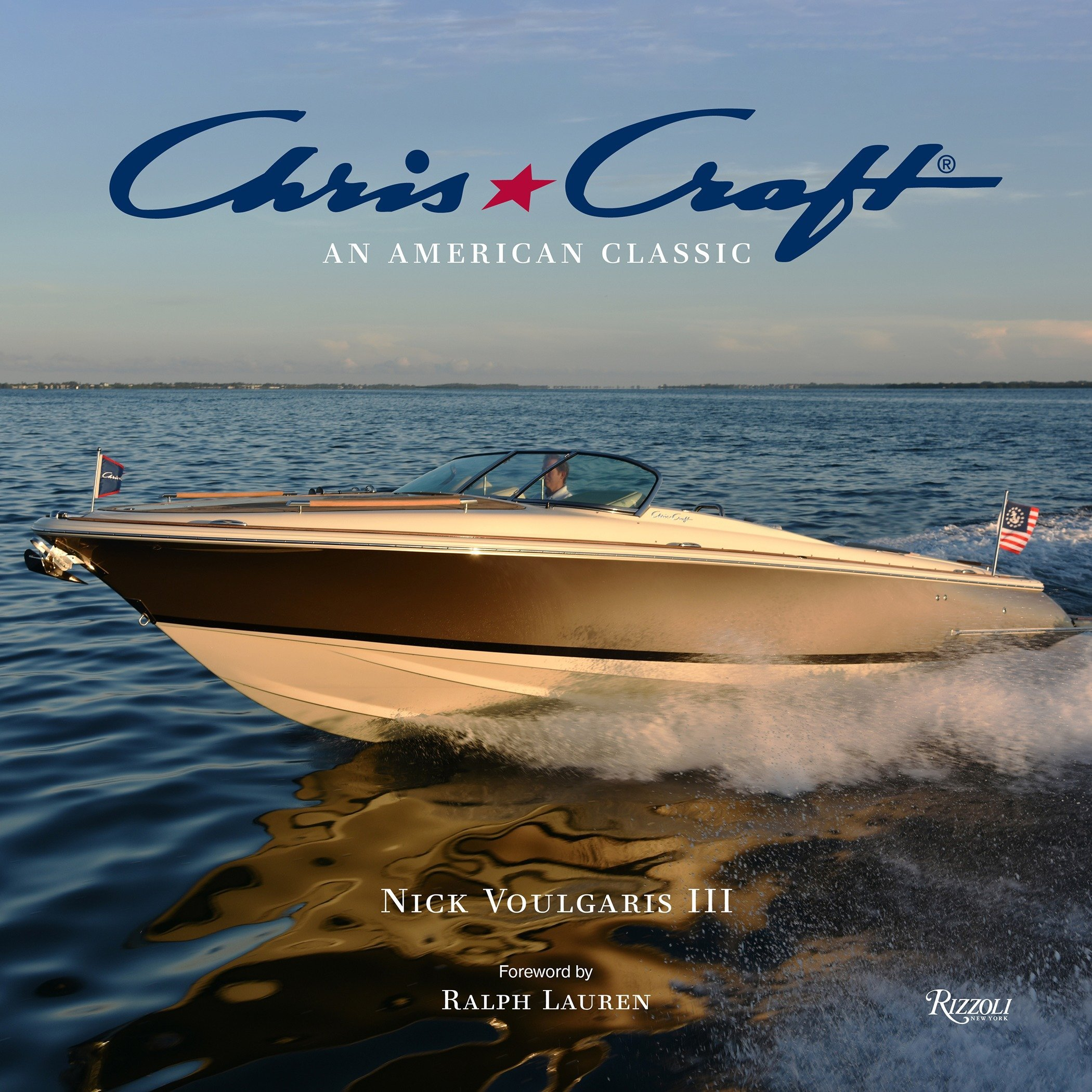 Chris-Craft Boats: An American Classic by Rizzoli
