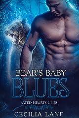 Bear's Baby Blues: Bear Shifter Romance (Fated Hearts Club Book 2) Kindle Edition