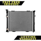 RADIATOR FOR JEEP FITS GRAND CHEROKEE 4.0 L6 6CYL 1396