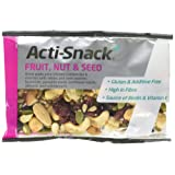 Acti-Snack Fruit Nut and Seed Impulse 40 g (Pack of 12)