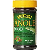 Zoo Med Anole American Chameleons Food, 0.4-Ounce