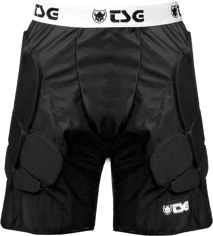 TSG Crash Pant Impact Black