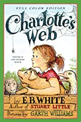 Charlotte's Web (Trophy Newbery) Kindle Edition