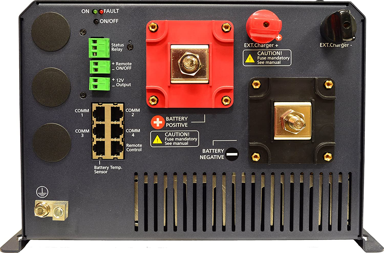 Samlex Solar EVO-2212-12A Evolution Series Inverter Charger