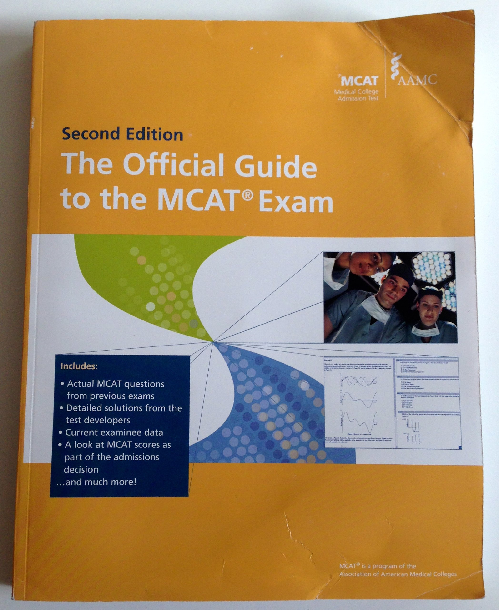 The official guide to the mcat exam, 3rd edition [free].