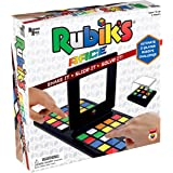 Rubik's Race | Classic Fast-Paced Strategy Sequence Board Game, Ultimate Face to Face Two Player Game